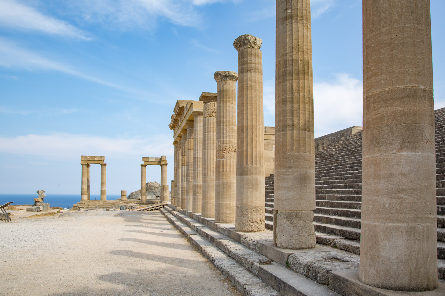 Akropolis van Lindos