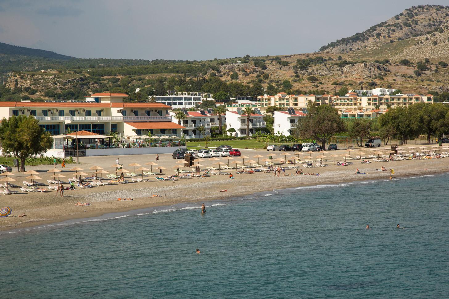 Lardós Beach