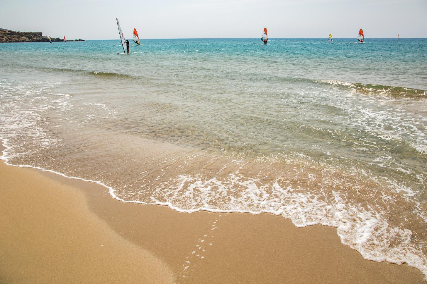 Prasonísi Beach